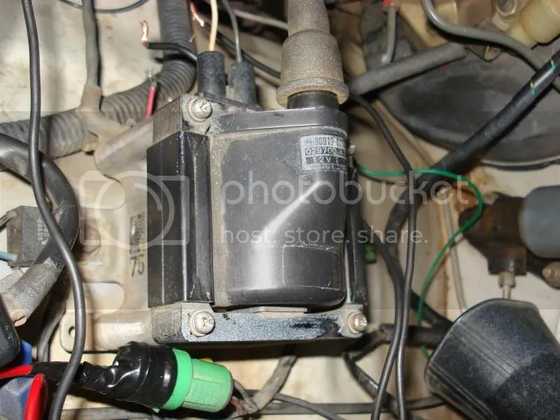 22re ignition coil wiring diagram 2004 pontiac grand am headlight igniter and distributor for a carbed 22r here is an overlook of everything