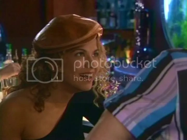 "Luciana in The Chris Isaak Show episode ""Run Yola Run"""