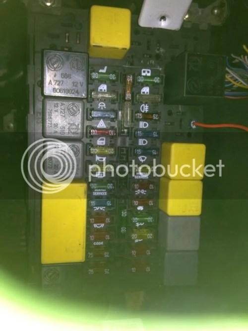 small resolution of alfa romeo 146 fuse box wiring diagram pass alfa romeo 145 146 forum u003e