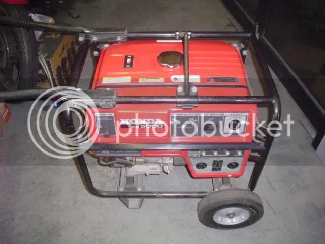 Diagram Of All Years Eu6500is An Honda Generator Carburetor Diagram