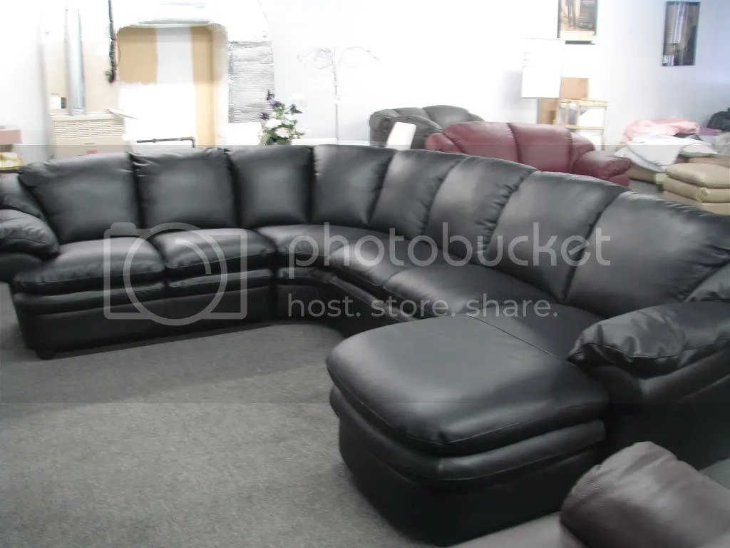 Natuzzi Leather Sofas  Sectionals by Interior Concepts Furniture September 2010