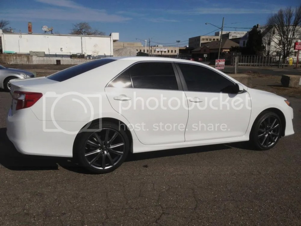 medium resolution of my 2013 camry se on 19 gs f wheels toyota nation forum toyota car and truck forums