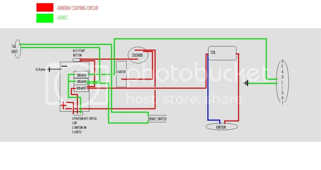 simple shovelhead wiring diagram does it look good to you