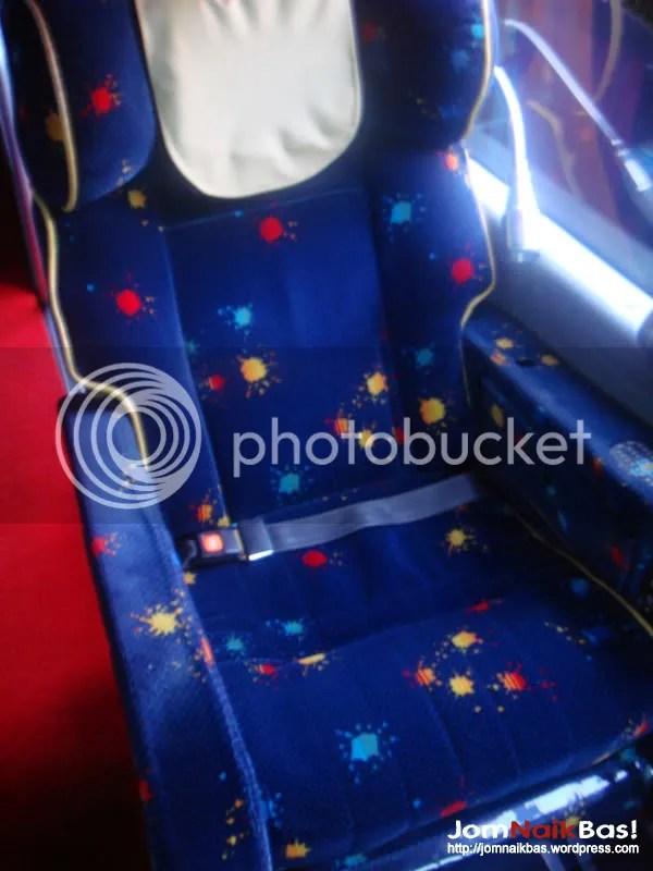 The single seat