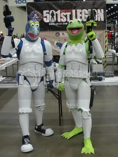 Muppet STormTroopers