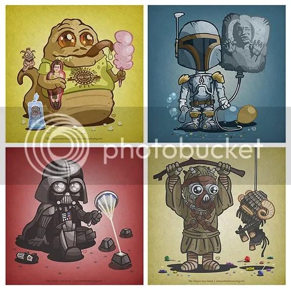 Star Wars Babies