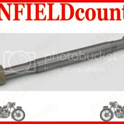 Replacement Chair Spindles Uk Best Fabric For Dining Chairs New Royal Enfield Bullet Old Model Rear Wheel Hub Spindle
