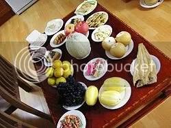 makanan khas chuseok