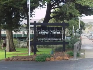 Tintara Road Sign