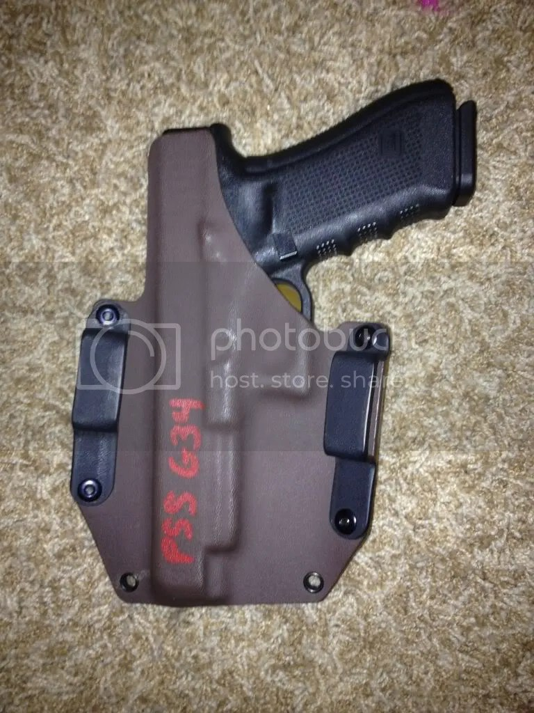 Personal Security Holsters