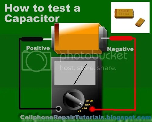 How To Test A Capacitor In Circuit