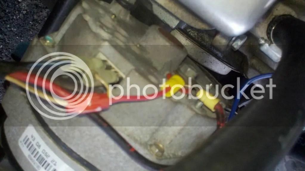 Hook Up An Alternator To A Battery Gm Cs130 Alternator Wiring Diagram