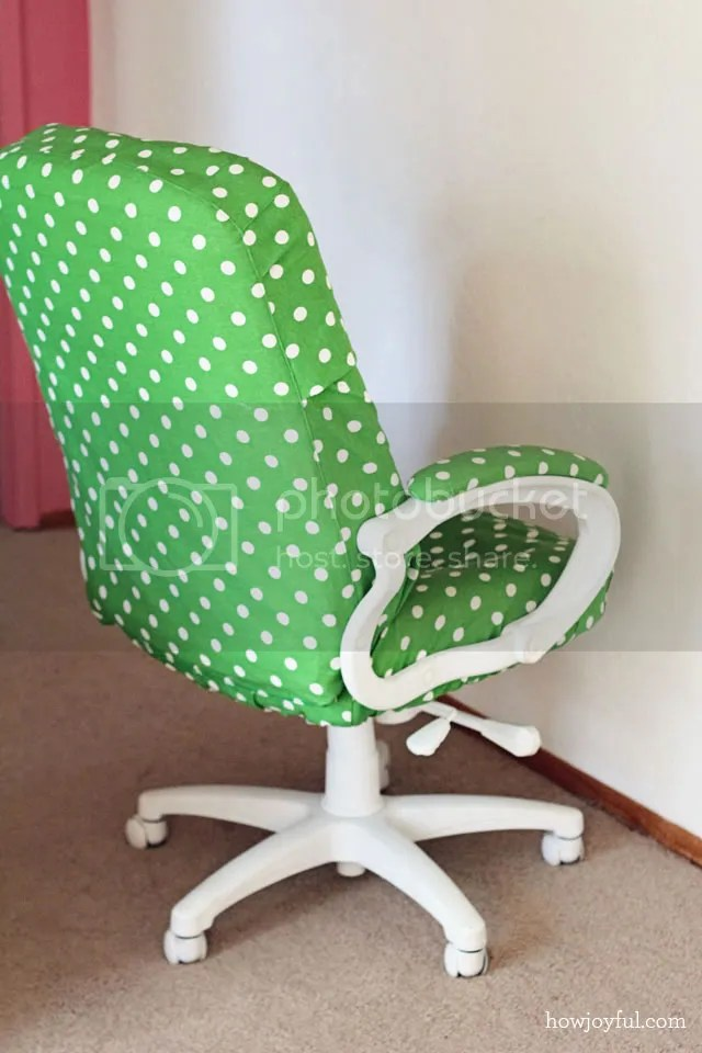 How Joyful Blog Desk Chair Transformation
