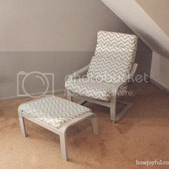 Ikea Poang Chair Covers Movie Theater Chairs How Joyful Blog | Nursery: Recover