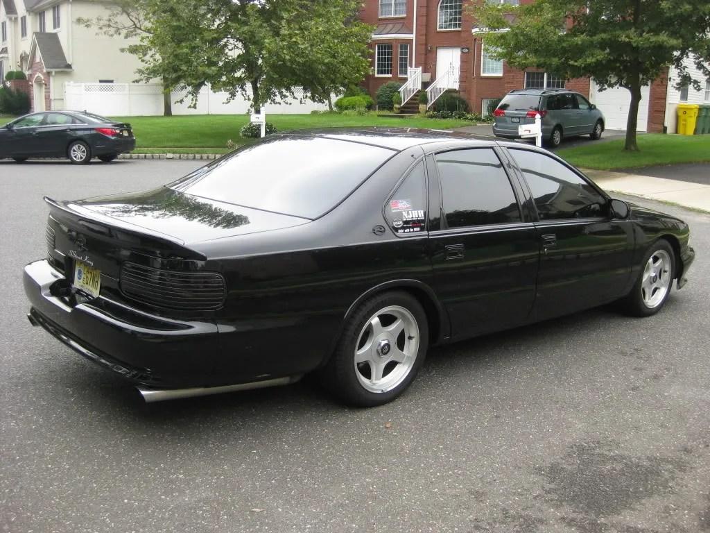 95 Chevy Caprice Clic