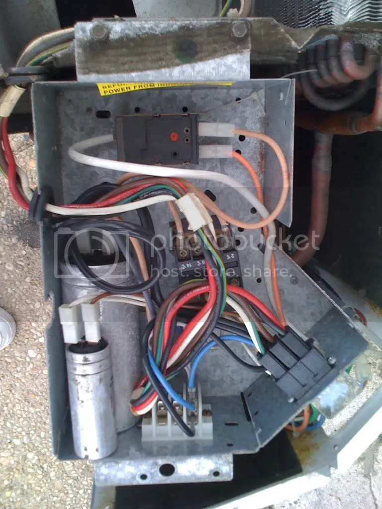 medium resolution of wiring a condenser split unit