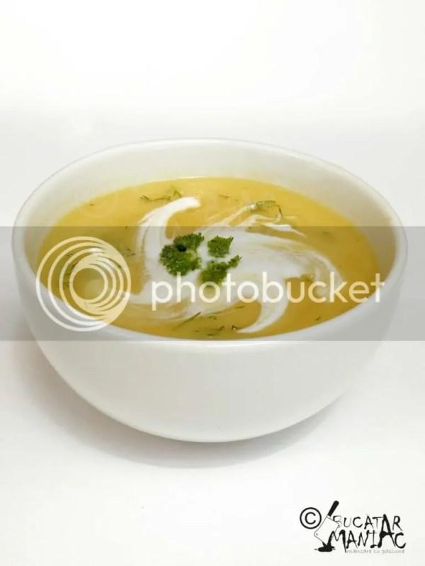 reteta supa crema,reteta supa de conopida,reteta crema de conopida