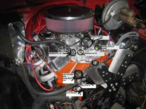 small resolution of heater core hose routing wiring diagram as well chevy 350 heater hose routing further chevy