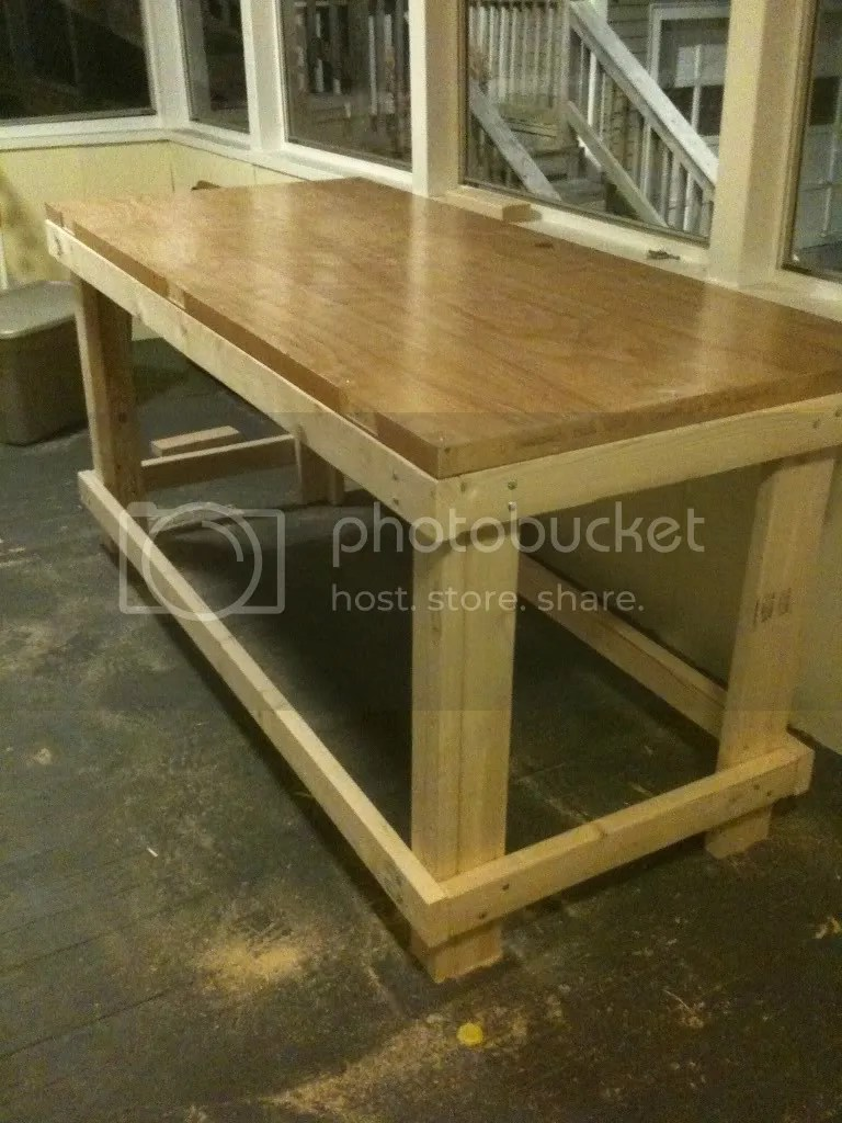 Workbench Surface Ideas