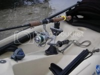 Product review - Bee Ready rod holders - Paddle-Fishing.com