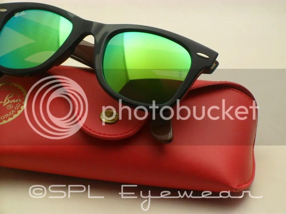 ac70ffdcc48 ... ebay ray ban wayfarer mirror black heritage malta 0342c c790c