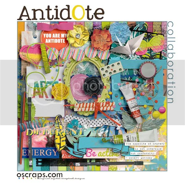 Antidote, an Oscraps Collab