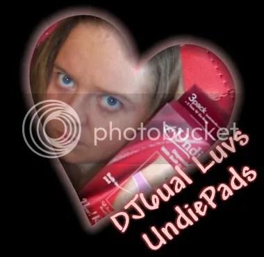 DJ6ual Loves UndiePads