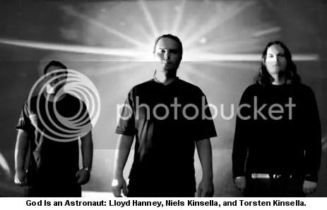 God Is an Astronaut - Lloyd Hanney, Niels Kinsella, and Torsten Kinsella
