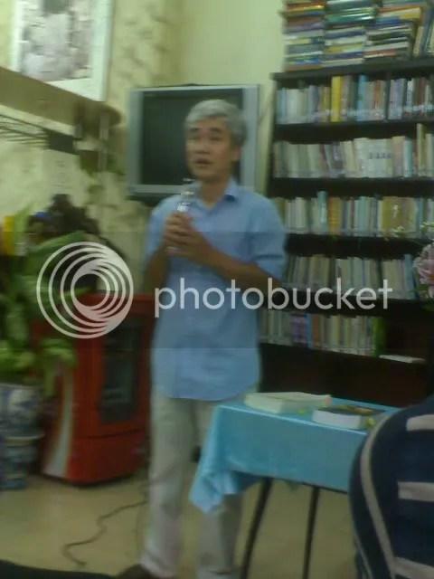 Nhà phê bình Phạm Xuân Nguyên