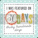 Thirty Hand Made Days