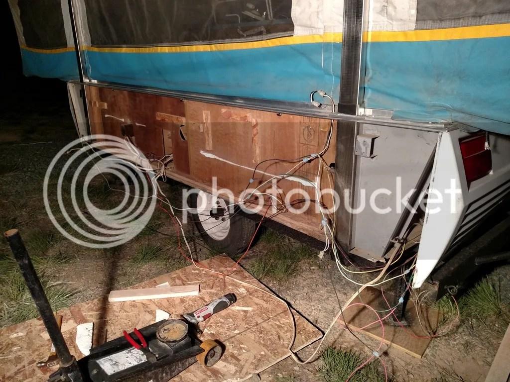 Wiring Diagram In Addition Trailer Wiring Diagram Also Coleman Pop Up