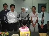 25 August 2008 adalah hari perpisahan DDZ/DDC dengan Cik Amalina