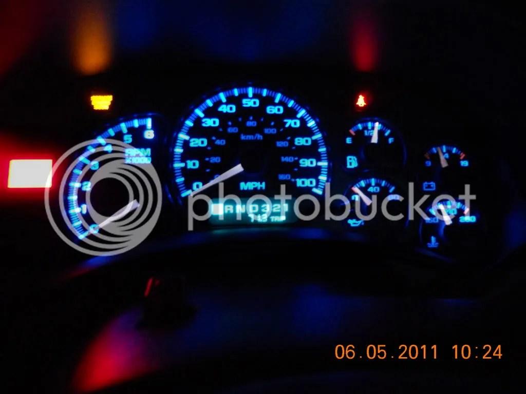 S10 Led Dash Lights