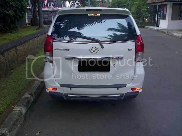 grand new avanza warna putih 2019 toyota all 1 3 g manual th 2012 plat f