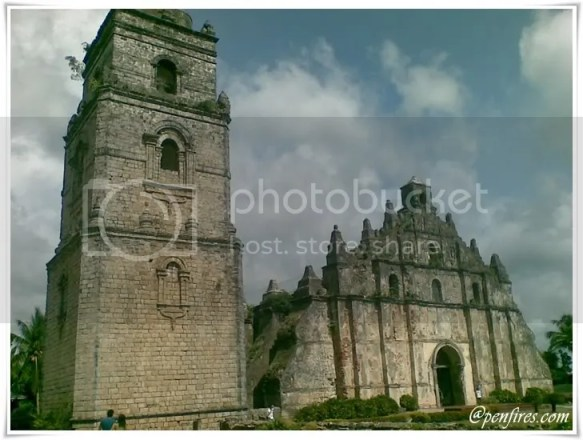 UNESCO World Heritage Site - Paoay Church