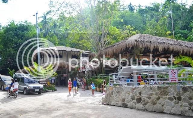 Tejero Highlands Resort Entrance