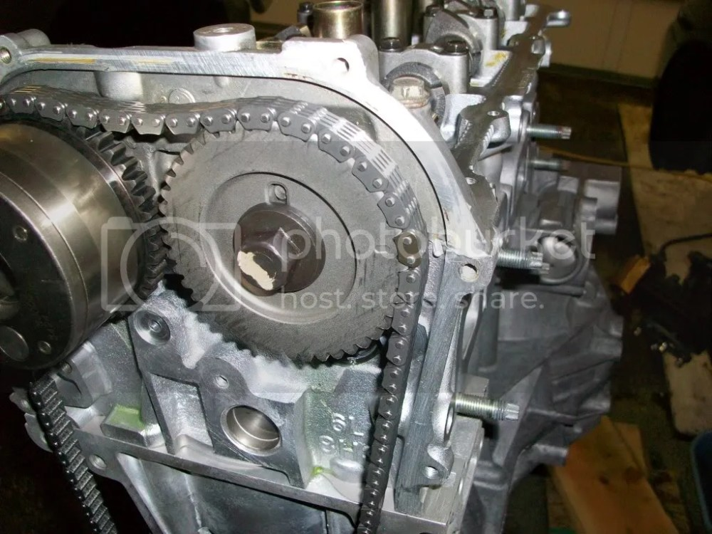 medium resolution of how to assembling a qr25de update 3 allsentra com the nissan image qr20 timing chain marks