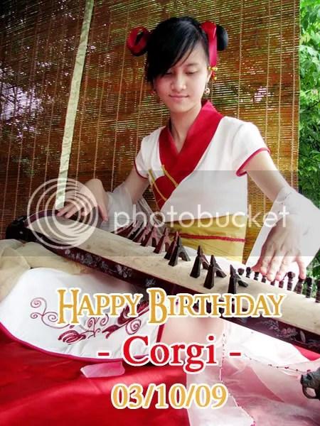HBD Corgi