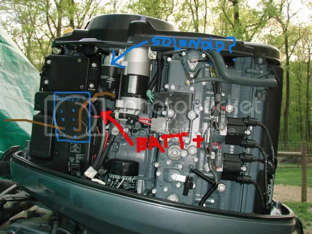 medium resolution of testing yamaha f 150 starter the hull truth boating and fishing yamaha outboard wiring harness testing