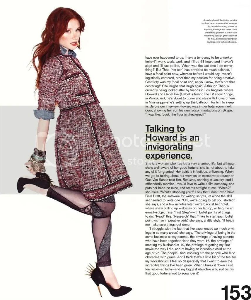 094a364b3035 Scans Of Nylon Mag (October) Bryce D Howard