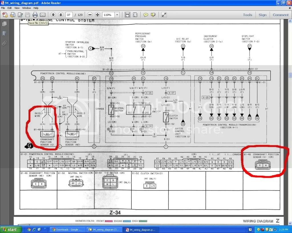 hight resolution of from the 94 wiring diagram