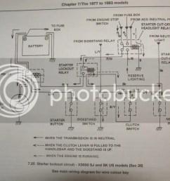 xs650 electric start system yamaha xs650 forum img xs650 wiring diagram 1983  [ 1024 x 768 Pixel ]