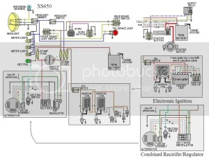 blinkers wiring question | Yamaha XS650 Forum