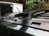 Genuine ford territory roof racks