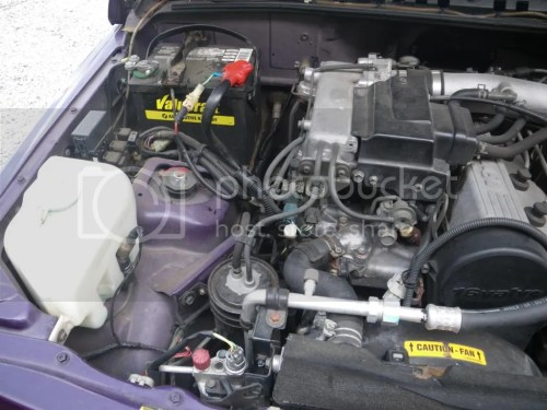 small resolution of 95 geo tracker battery wiring