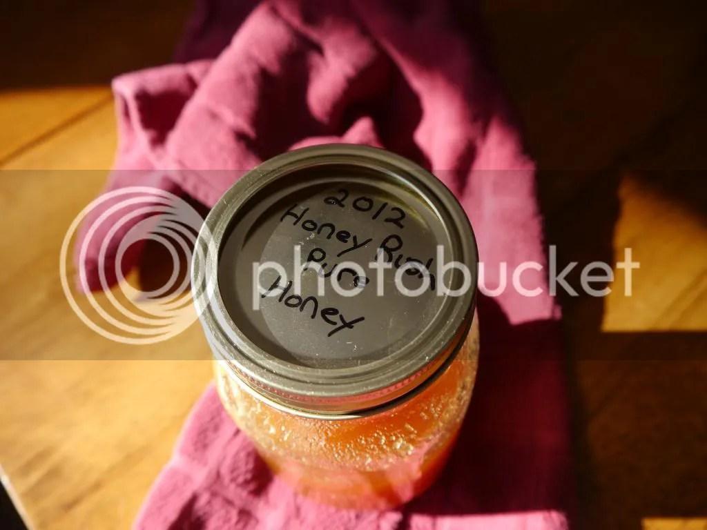 Jar of local Honey