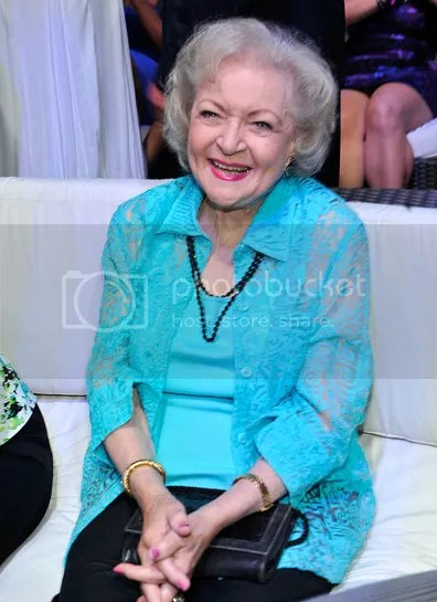 2010 Teen Choice Awards Betty White