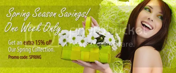 BeFlurt Spring 15% off
