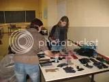 mfr haussy,PUS,bepa 2,collecte,vêtement,decembre 2009