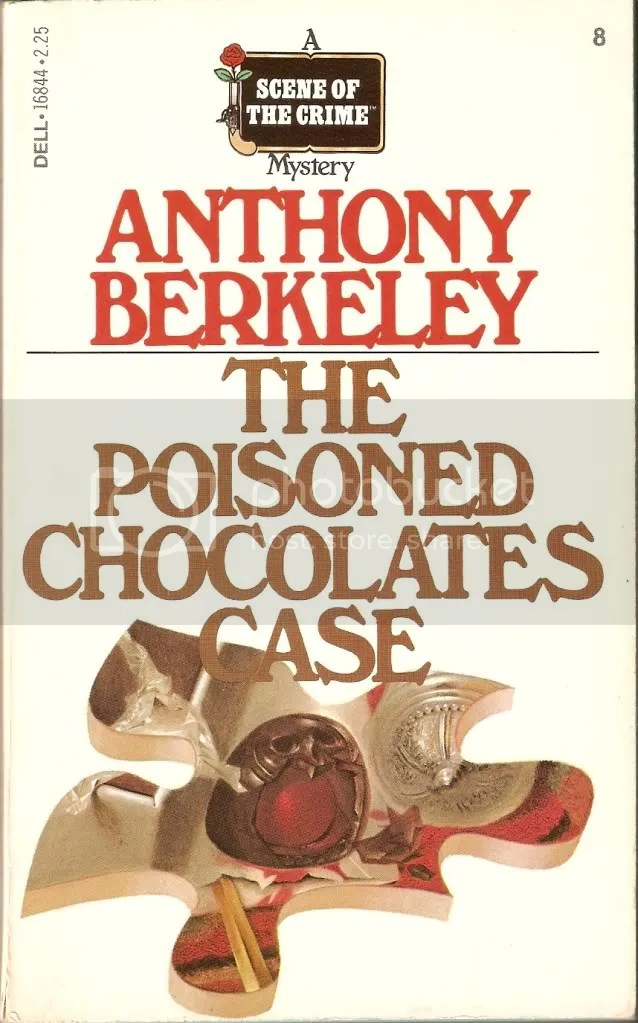 Image result for the poisoned chocolates case